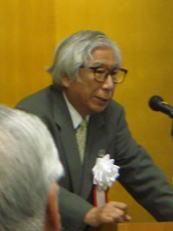 兵庫県美術館名誉館長木村重信先生